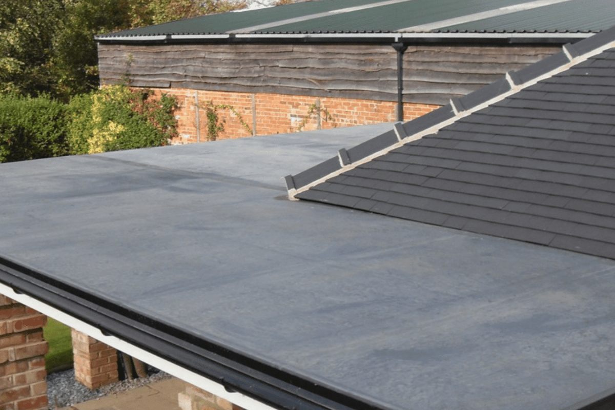 Why choose EPDM roofing